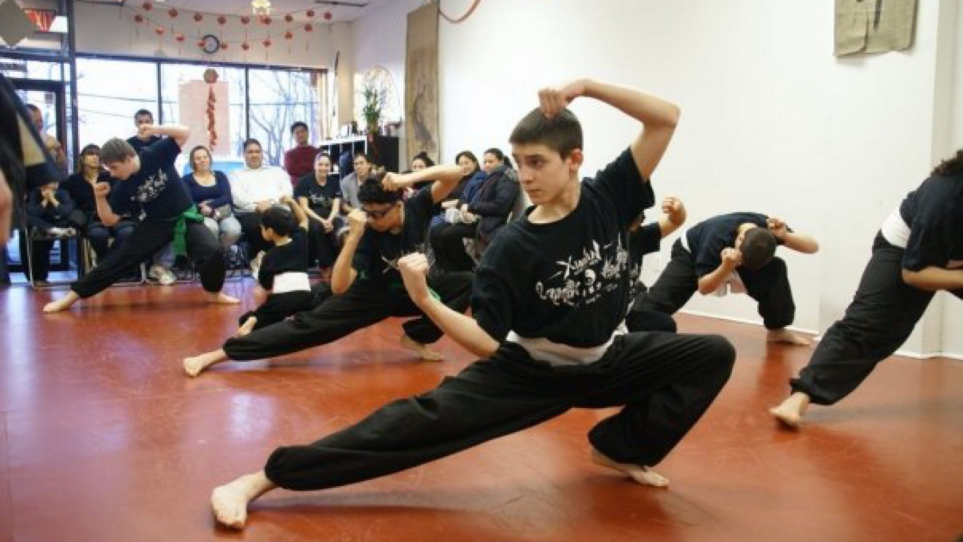 Xiaolin Martial Arts