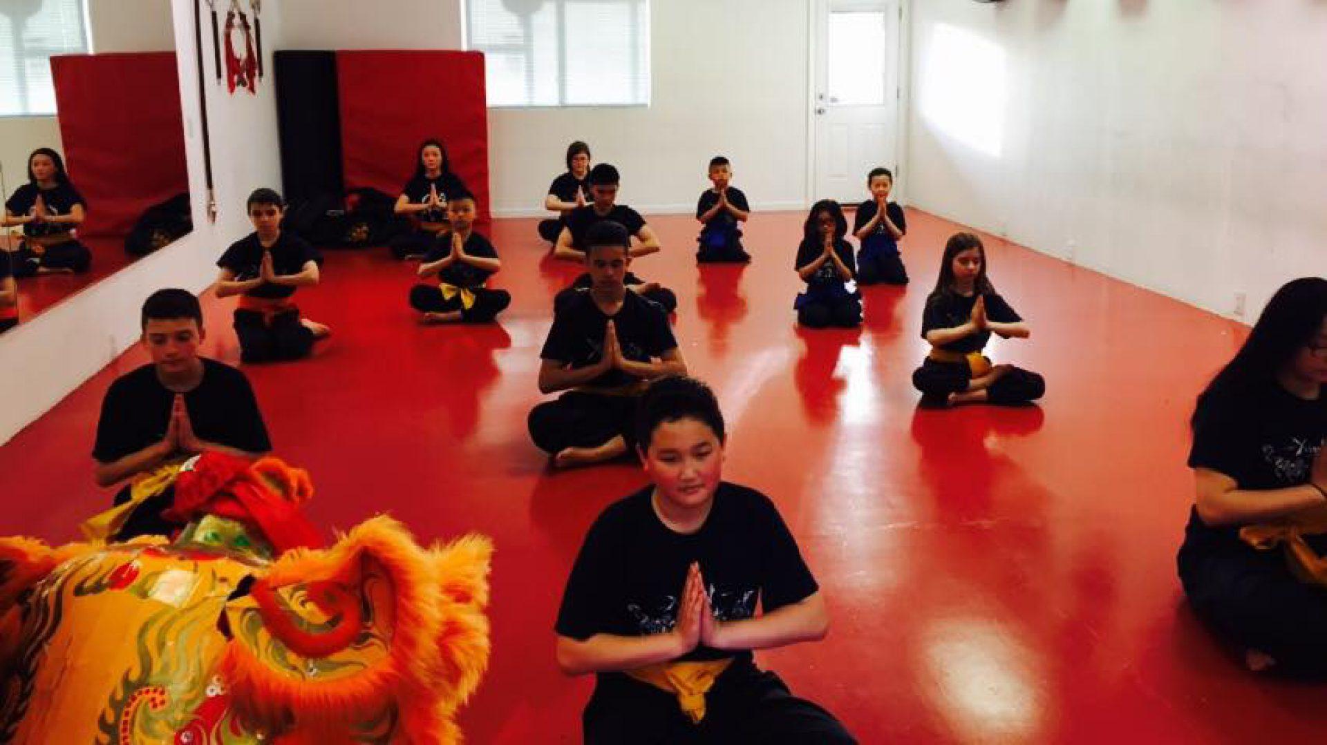 Xiaolin Martial Arts